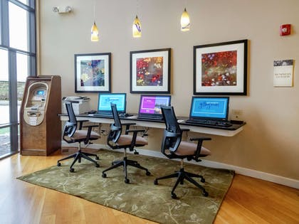 Business Center | DoubleTree by Hilton Hotel Buffalo - Amherst
