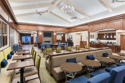 Breakfast Area | Homewood Suites by Hilton Buffalo-Amherst