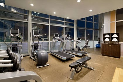 Health club | Embassy Suites by Hilton Los Angeles Glendale