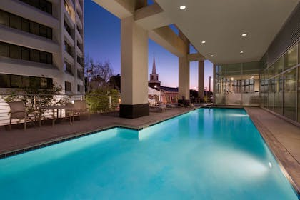 Pool | Embassy Suites by Hilton Los Angeles Glendale