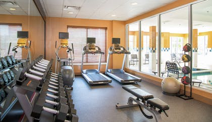 Health club | Hilton Garden Inn BWI Airport