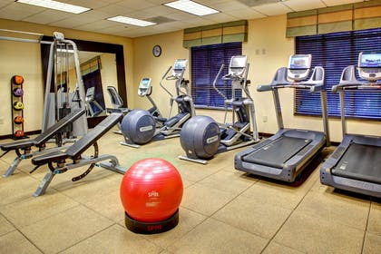 Health club | Hilton Columbia Center - Hotel