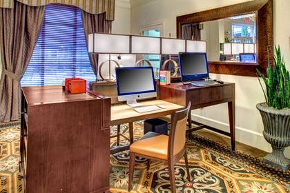 Business Center | Hilton Columbia Center - Hotel
