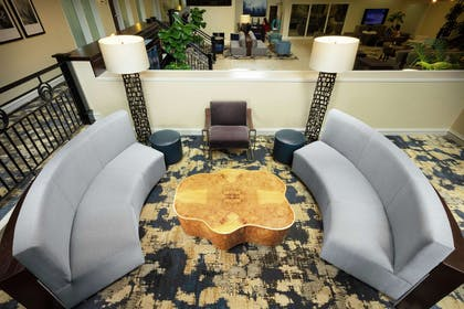 Lobby | DoubleTree by Hilton Hotel Columbia, South Carolina