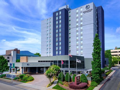 Exterior | DoubleTree by Hilton Chattanooga