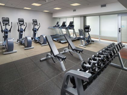 Health club | DoubleTree by Hilton Chattanooga