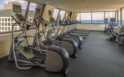 Health club | Hampton Inn Chicago Downtown/Magnificent Mile