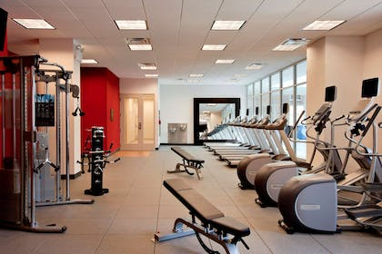 Health club | Hilton Garden Inn Chicago Downtown/Magnificent Mile
