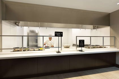 Restaurant | Embassy Suites by Hilton Chicago Lombard Oak Brook