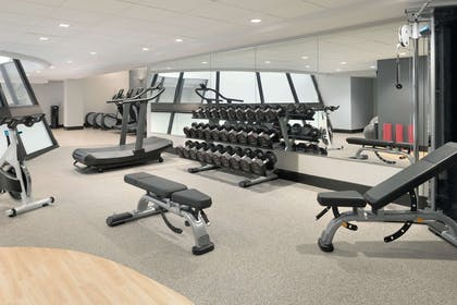 Health club | DoubleTree by Hilton Hotel Chicago - Magnificent Mile