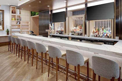 BarLounge | DoubleTree by Hilton Hotel Chicago - Magnificent Mile