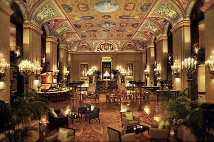Reception | Palmer House a Hilton Hotel
