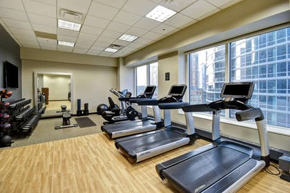 Health club | Embassy Suites by Hilton Chicago Downtown Magnificent Mile