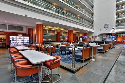 Lobby | Embassy Suites by Hilton Chicago Downtown Magnificent Mile