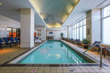 Pool | Embassy Suites by Hilton Chicago Downtown Magnificent Mile
