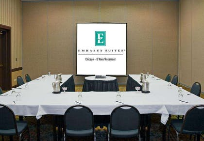 Meeting Room | Embassy Suites by Hilton Chicago O'Hare Rosemont
