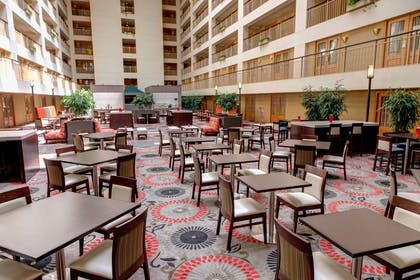 Reception   Embassy Suites by Hilton Chicago O'Hare Rosemont