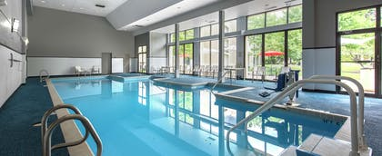 Pool | DoubleTree by Hilton Hotel Chicago Wood Dale - Elk Grove