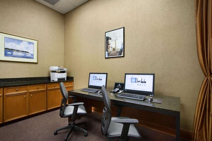 Business Center | Embassy Suites by Hilton Charleston Airport Hotel & Convention Center