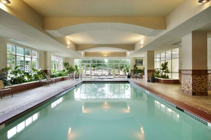Pool   Embassy Suites by Hilton Charleston Airport Hotel & Convention Center
