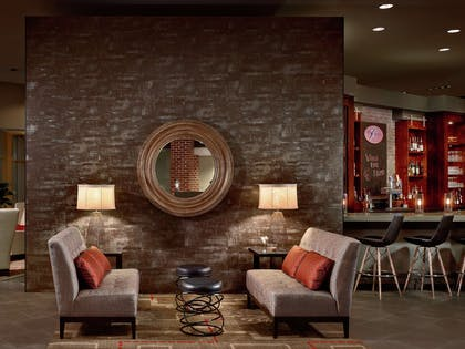 Reception   DoubleTree by Hilton Hotel & Suites Charleston Airport