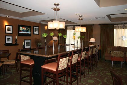Reception | Hampton Inn Iowa City/Coralville