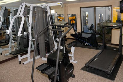 Health club | Hampton Inn Iowa City/Coralville