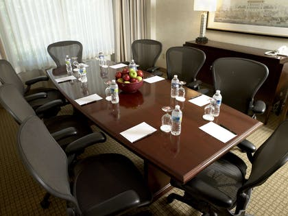 Meeting Room | DoubleTree by Hilton Charlotte Airport