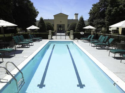 Pool | DoubleTree by Hilton Charlotte Airport