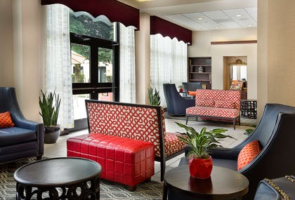 Lobby | DoubleTree by Hilton Charlotte Airport