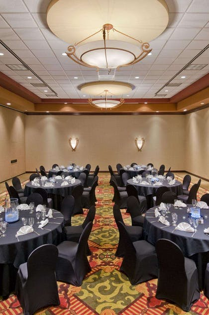 Meeting Room | Embassy Suites by Hilton Charlotte Concord Golf Resort & Spa