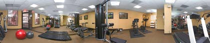 Health club | DoubleTree Suites by Hilton Hotel Charlotte - SouthPark