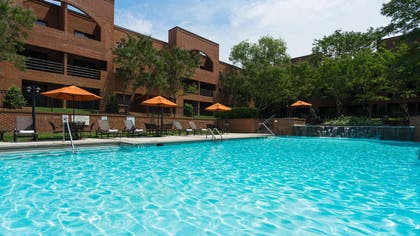 Pool | DoubleTree Suites by Hilton Hotel Charlotte - SouthPark