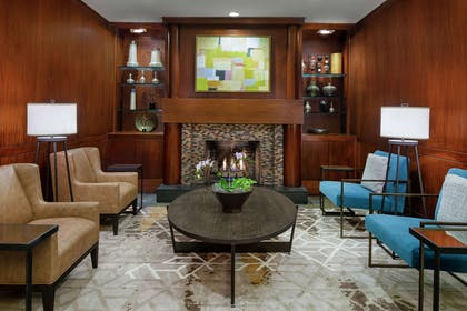 Lobby   DoubleTree Suites by Hilton Hotel Charlotte - SouthPark