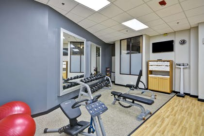 Health club | Embassy Suites by Hilton Charlotte