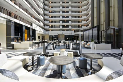 Reception   Embassy Suites by Hilton Charlotte