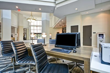 Business Center   Embassy Suites by Hilton Charlotte