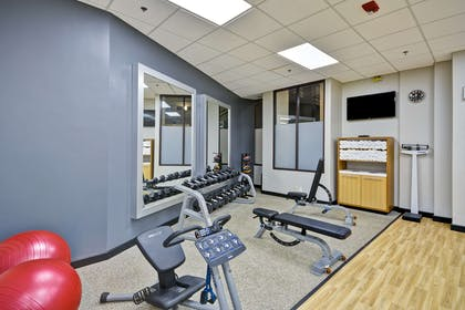 Health club fitness center gym   Embassy Suites by Hilton Charlotte