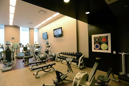Health club | Hilton Columbus Downtown
