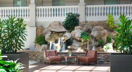 Lobby | Embassy Suites by Hilton Colorado Springs