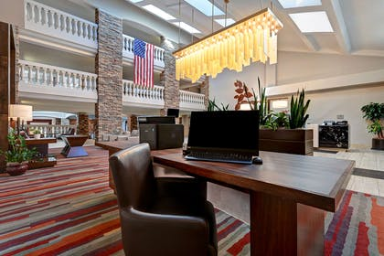 Business Center   Embassy Suites by Hilton Colorado Springs