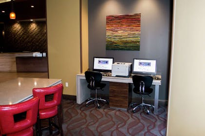 Business Center | The Broadway Columbia - a DoubleTree by Hilton