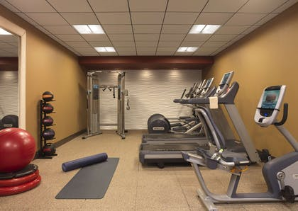 Health club | The Broadway Columbia - a DoubleTree by Hilton