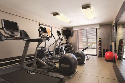 Health club | Embassy Suites by Hilton Corpus Christi