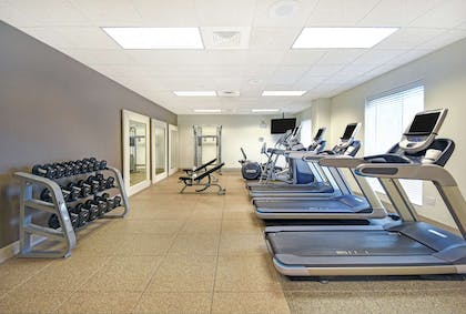 Health club | Embassy Suites by Hilton Charleston