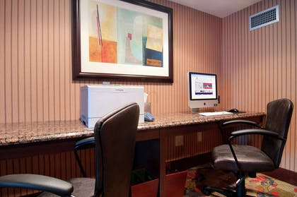Business Center | DoubleTree by Hilton Columbus