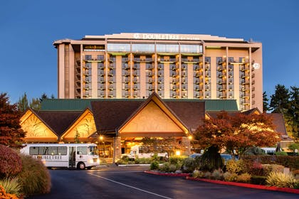 Exterior |  DoubleTree by Hilton Seattle Airport