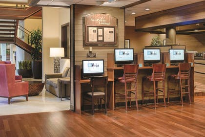 Business Center |  DoubleTree by Hilton Seattle Airport