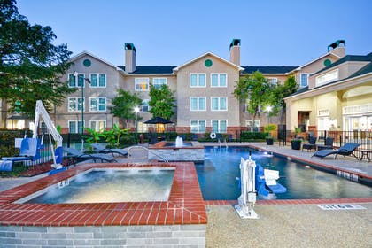 Pool | Homewood Suites by Hilton Dallas-Lewisville