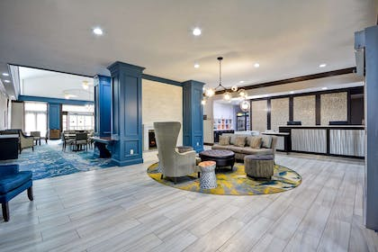 Reception | Homewood Suites by Hilton Dallas-Lewisville
